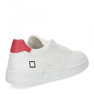 D.A.T.E. Court calf white red-5