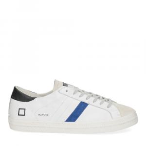 D.A.T.E. Hill low vintage calf white bluette-2