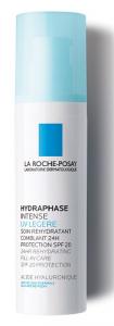 LA ROCHE POSAY - HYDRAPHASE UV INTENSE LEGERE PER PELLI DISIDRATATE DA NORMALI A MISTE