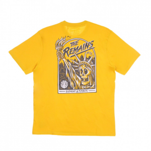T-Shirt Element Liberty SS Old Gold
