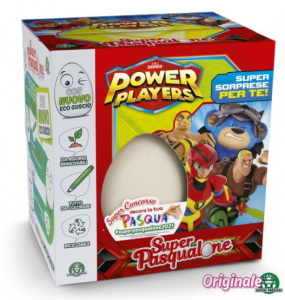 Super Pasqualone Power Players 2021 Giochi Preziosi IN ARRIVO PRENOTALO