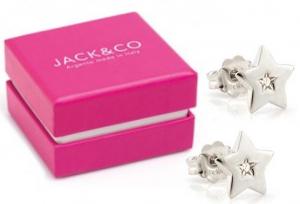 Jack & Co Orecchini Magic Dreams, Stella