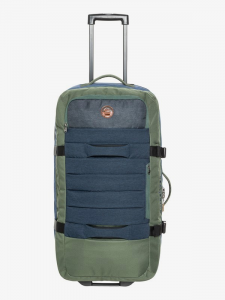 Valigia QuikSilver Trolley New Reach 100L