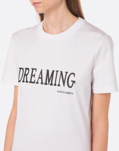 T-shirt dreaming bianca alberta ferretti