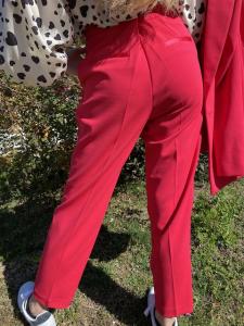 Pantalone Vicolo banda raso