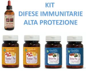 KIT Difese Immunitarie Alta Protezione