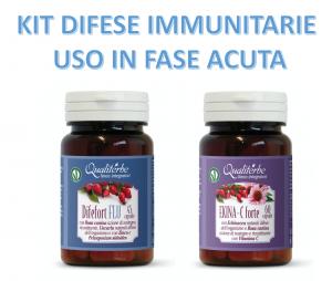KIT Difese Immunitarie uso in Fase Acuta
