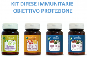 Kit Difese Immunitarie Obiettivo Prevenzione
