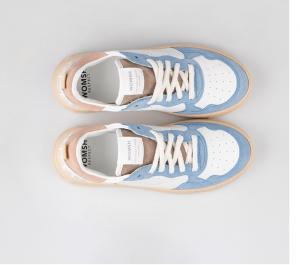 Sneakers Hyper multi azul Womsh.