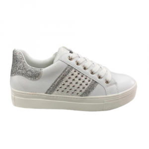 Sneakers Donna Energy 13 ARGENTO  -10