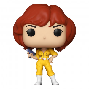 Funko Pop 34: Teenage Mutant Ninja Turtles APRIL O'NEIL