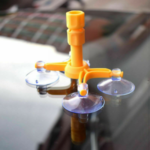 Kit Riparazione Parabrezza Crepe Auto Ripara Vetro Resina +Kit Lavavetri Omaggio