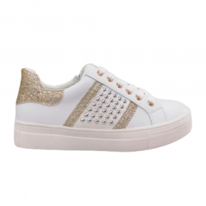 Sneakers Donna Energy 13 PLATINO  -10