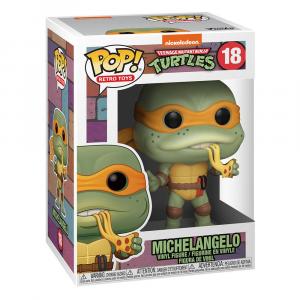 Funko Pop 18: Teenage Mutant Ninja Turtles MICHELANGELO