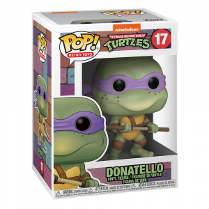 Funko Pop 17: Teenage Mutant Ninja Turtles DONATELLO