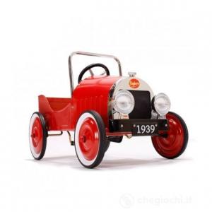 Macchina a Pedali Vintage Classic Red Baghera