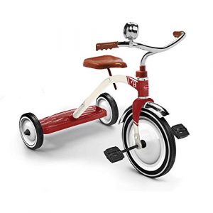 Triciclo Vintage Trike Red Baghera