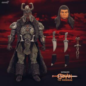 Conan The Barbarian - Ultimate: THULSA DOOM by Super 7