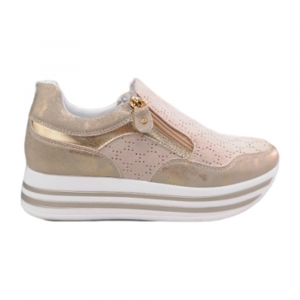 Sneakers Donna Energy 267 BEIGE   -10