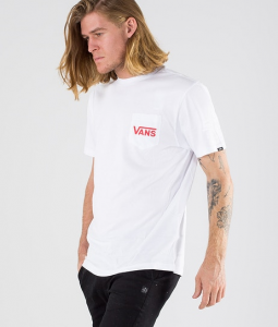 T-Shirt Vans OTW Classic White