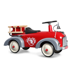 Macchina a Spinta Baghera Speedster Pompier
