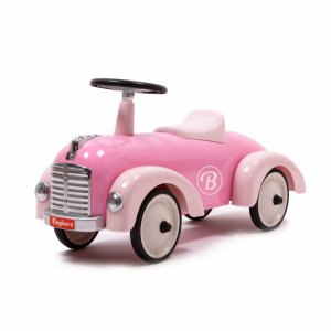 Macchina a Spinta Baghera Speedster Pink