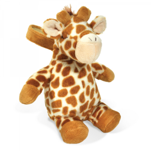Peluche Giraffa Cloud b - Gentle Giraffe On The Go