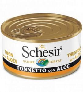 Schesir Cat - In Gelatina - Adult - 85g x 6 lattine