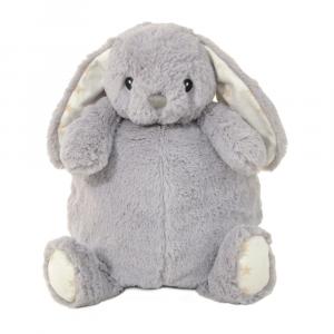 Peluche con copertina Coniglietto Cloud b - Blankie Buddies - Benny Bunny