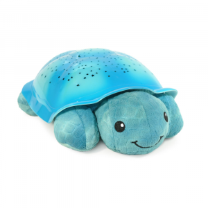 Peluche Luce Notturna Tranquil Collection Tartaruga Cloud B Aqua