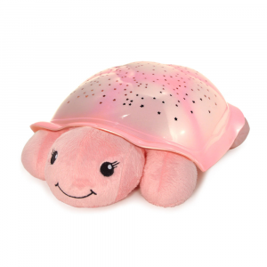 Peluche Luce Notturna Tranquil Collection Tartaruga Cloud B Rosa