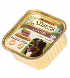 Stuzzy - Mister Dog - Adult - 300g x 18 vaschette