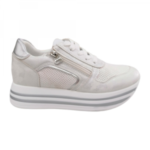 Sneakers Donna Energy 266 BIANCO   -10