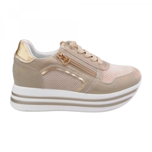 Sneakers Donna Energy 266 BEIGE   -10