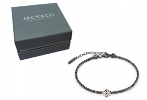 Jack & Co Bracciale Gents, Timone