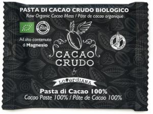 CACAO CRUDO 100% SG 30G BIO