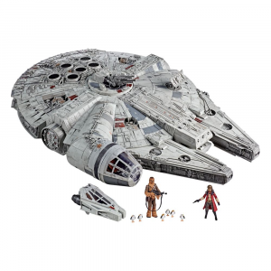 Star Wars Galaxy's Edge Vintage Collection Vehicle:  Millennium Falcon Smuggler´s Run by Hasbro