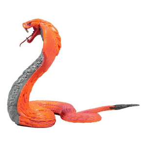 RAW 10 Action Figure: BATTLESNAKE by McFarlane Toys