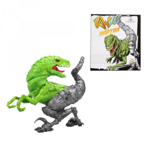 RAW 10 Action Figure: RAPTAR by McFarlane Toys