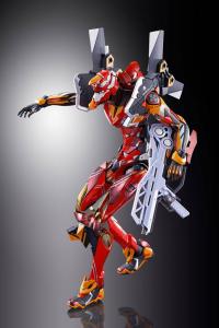 Metal Build Neo Genesis Evangelion EVA 02 2020 Production Model by Bandai