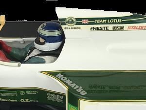 Tamiya Lotus Type 102B M. Hakkinen 1/20 Collector's Club