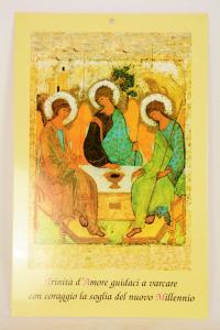 Cartoncino benedizione case art 39