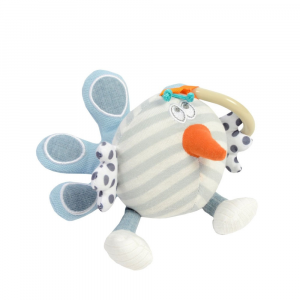 Peluche Pietro Il Pavone Shaker Dolce Toys