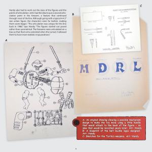 Libro Rad Plastic - History of Teenage Mutant Ninja Turtles