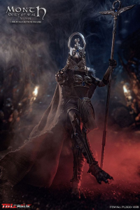 *PREORDER* MONTH DEITY OF WAR - SILVER EDITION 1/6 by TBLeague