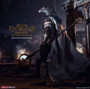 *PREORDER* HORUS GUARDIAN OF PHARAOH - SILVER EDITION 1/6 by TBLeague