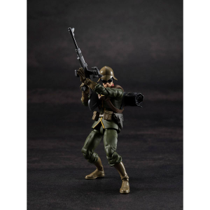 *PREORDER* Mobile Suit Gundam G.M.G.: PRINCIPALITY OF ZEON ARMY SOLDIER 01 by Megahouse