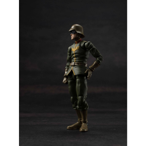 Mobile Suit Gundam G.M.G.: PRINCIPALITY OF ZEON ARMY SOLDIER 01 by Megahouse