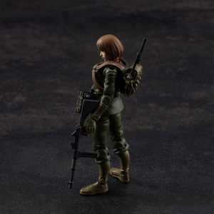 Mobile Suit Gundam G.M.G.: PRINCIPALITY OF ZEON ARMY SOLDIER 03 by Megahouse