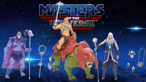 Masters of the Universe Revelation: SPIKOR by Mattel